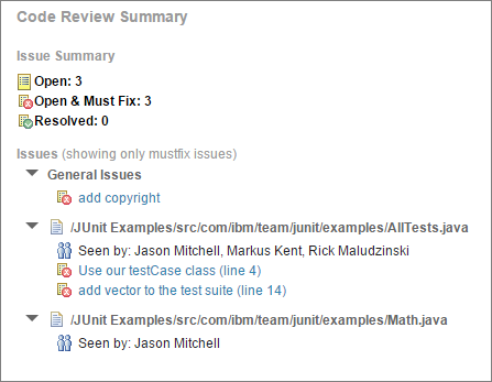 code-review-summary