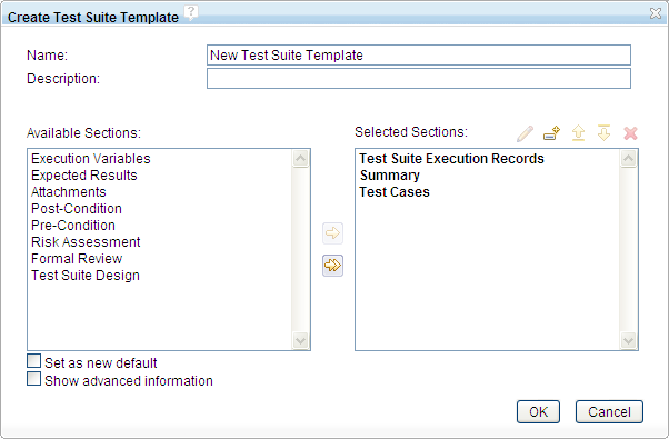 test suite template - downloads ibm rational quality manager