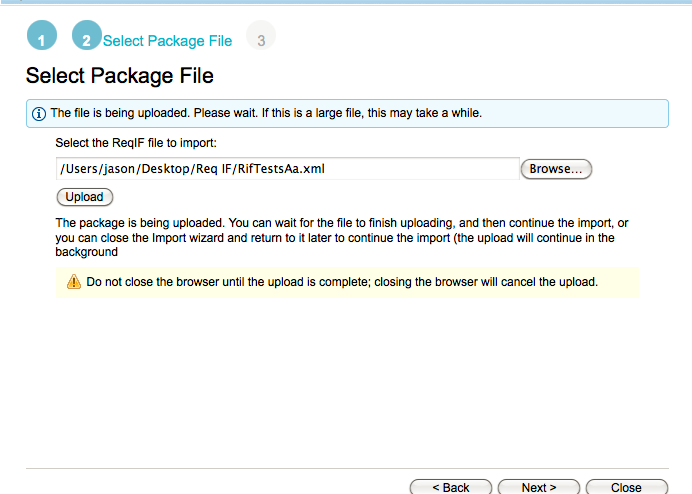 composer how to know package version