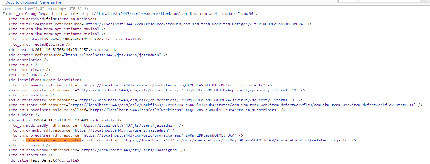 1_19 Xml Format Example For User on
