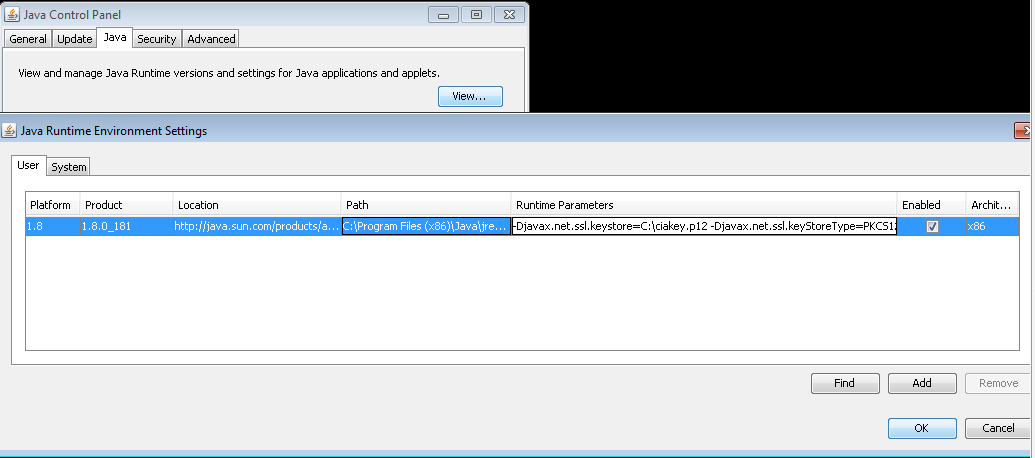 How to generate Java Trace for jnlp application in cases of