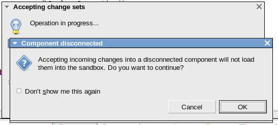 Why do RTC components occasionally get disconnected? - Jazz
