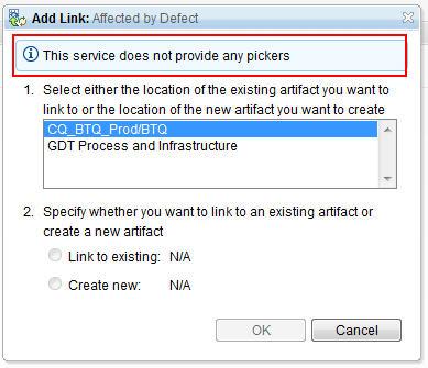 CQ Bridge - Affected by defect