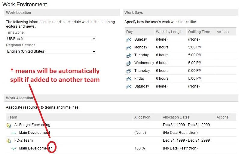 Planned Time bug workaround