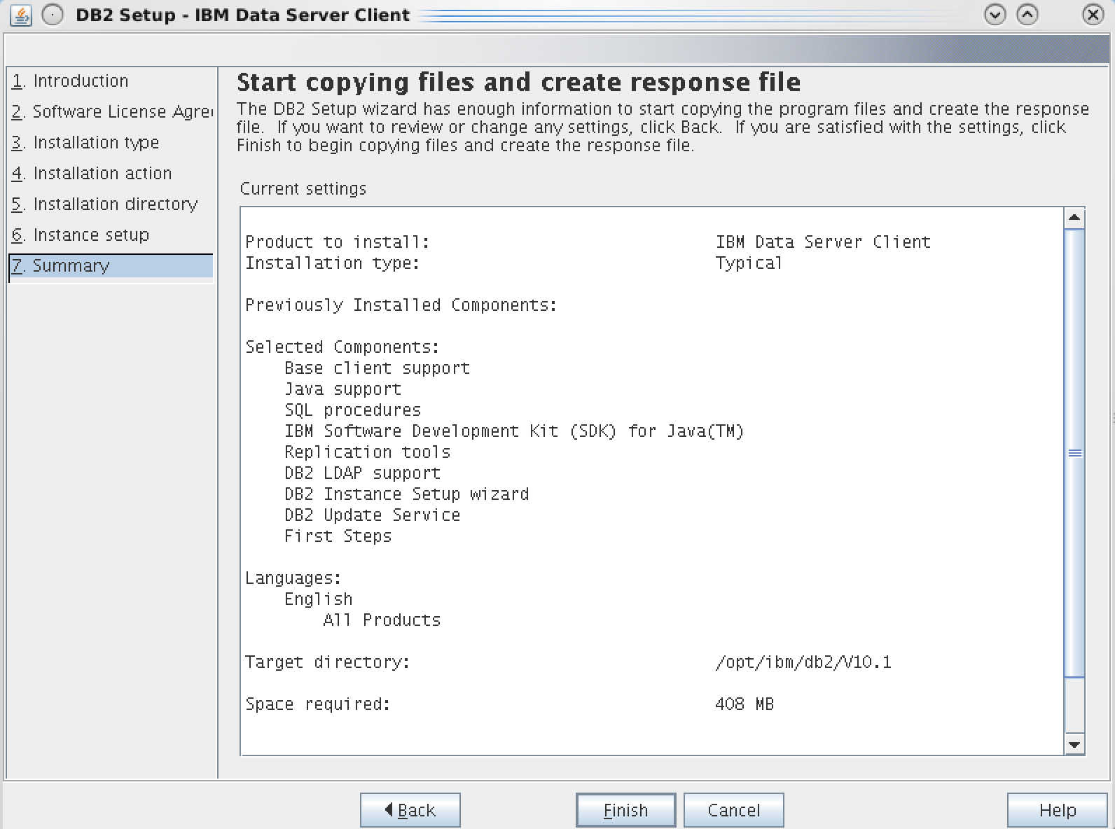 How to install and configure DB2 32 bit client drivers for