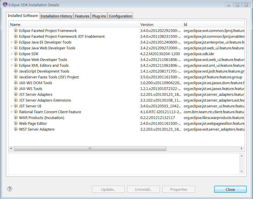 How do you install RTC into Eclipse Juno installation? - Jazz Forum