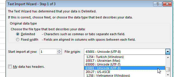 How can I fix gibberish output in csv and pdf export from