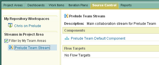 Stream Components
