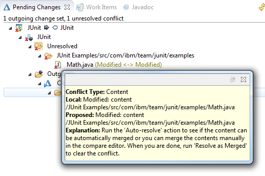 Getting Started with Rational Team Concert Source Control