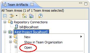 Project Area Editor