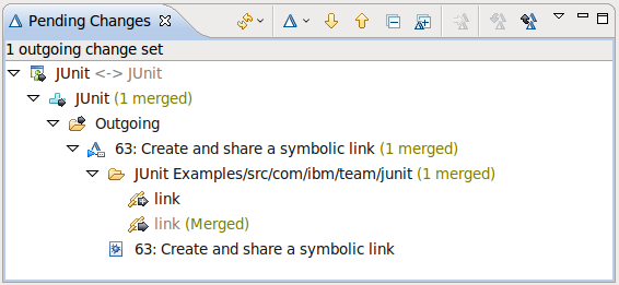Markus has resolved the symbolic link conflict