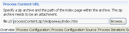 Process document archive