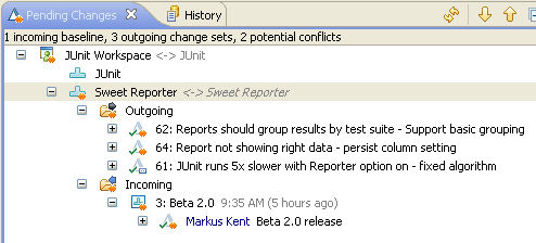 New release causes conflicts