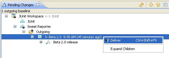 Deliver Beta 2 release to development stream