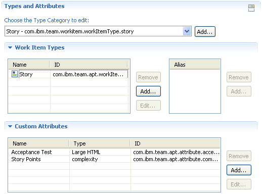 Types & Attributes