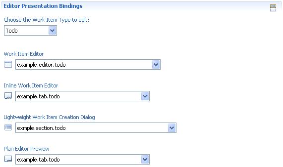 Editor Binding