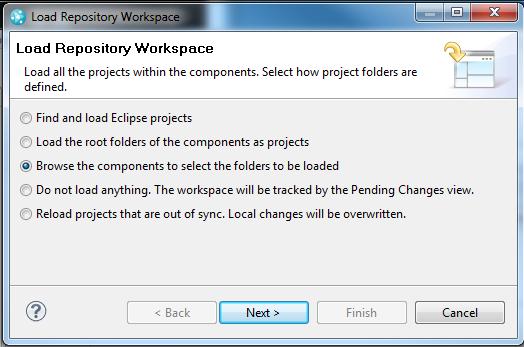 Load Selected Folders