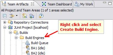 Configured Build Engines