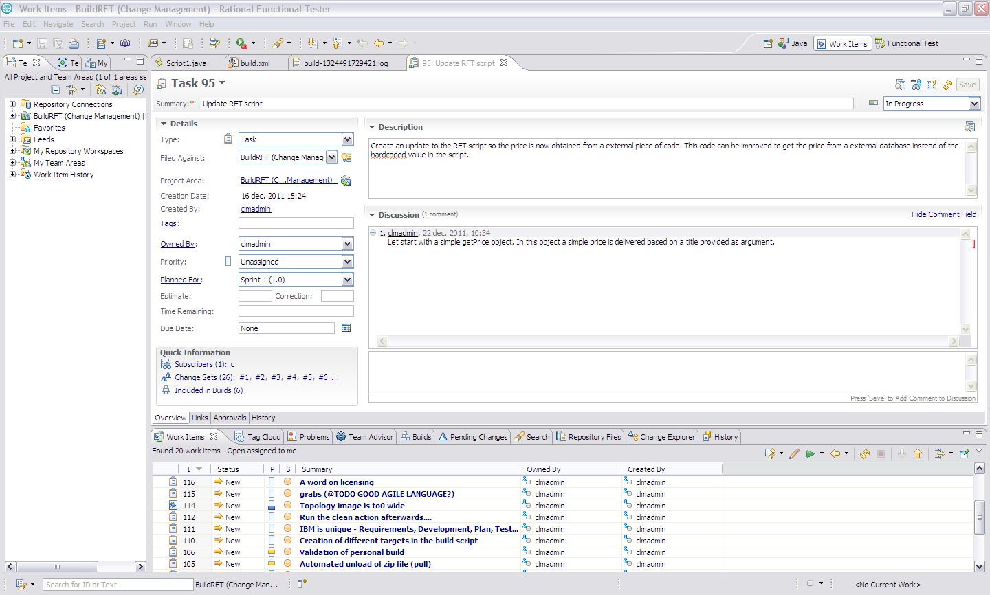 Automated Test Deployment with the Rational solution for ...