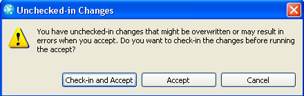 Check-in Prompt