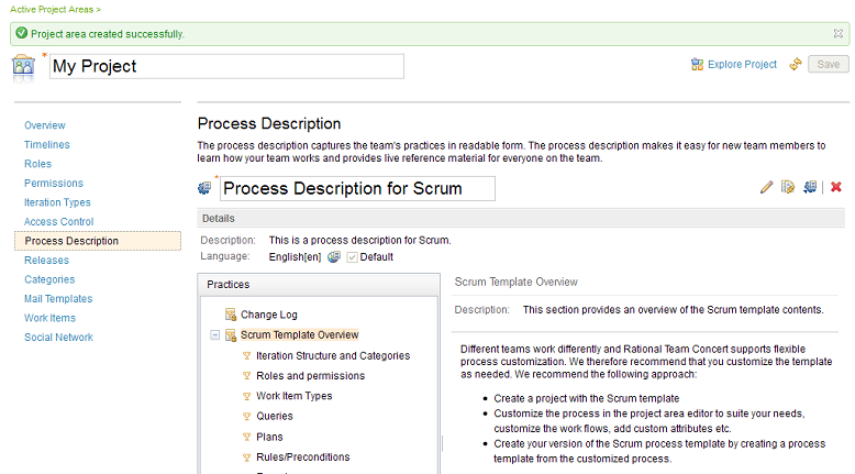 How to author and use a process description for a process template process description tab maxwellsz