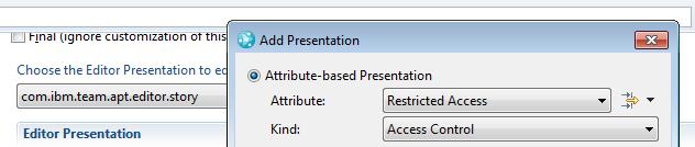 Work Item presentation