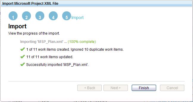 Reimport updated XML
