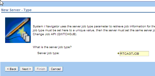 Configuring IBM i to start the Rational Team Concert Build agent