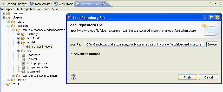 Load a File