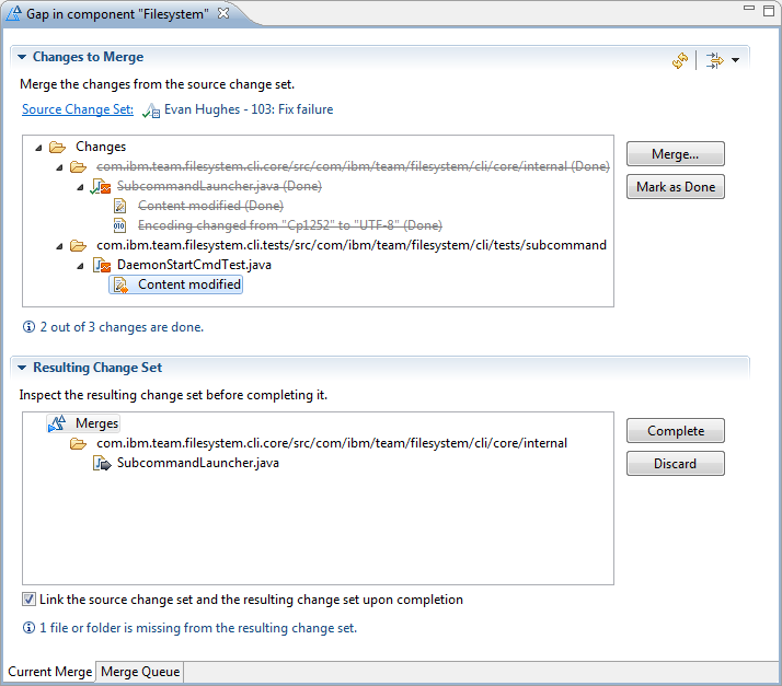 Improved Gap Handling for SCM - Library: Articles - Jazz