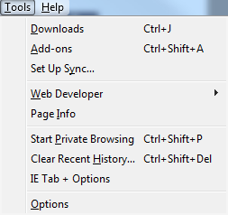 Go to Tools->Add-Ons menu.
