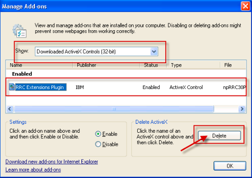 RM browser add-on: Installation and troubleshooting guide - Library