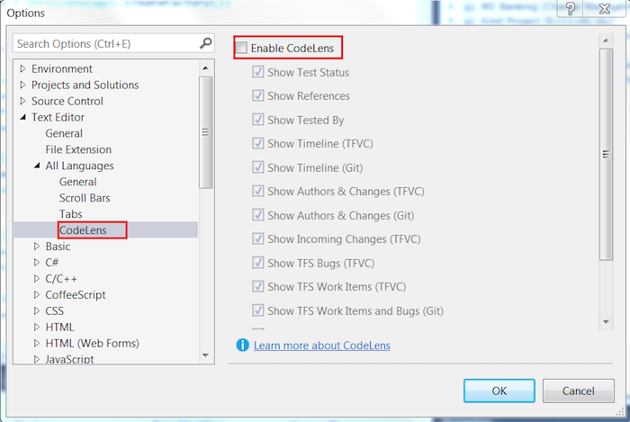 Workaround: Annotation does not work with Microsoft Visual