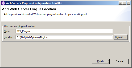 Plugin Location