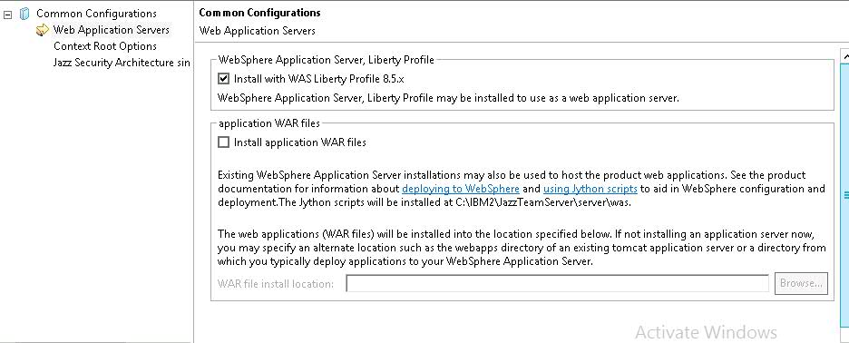 certificate chaining error websphere application server